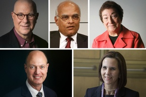 Five experts on foreign policy