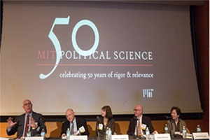 MIT Political Science 50th Anniversary Slideshow